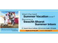 Swachh Bharat Internship