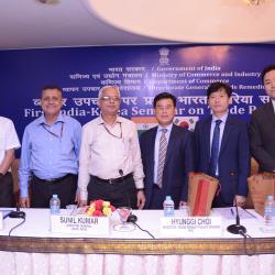 1st India Korea Seminar on Trade Remedies